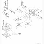 Клапан калибрующий маслогидравлической трансмиссии KOMATSU