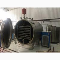 Вакуумная сушильная установка YZG-1400 для пищевой промышленности
