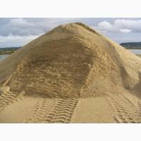 Щебень, отсев, песок, галька