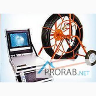 Видеодиагностика канализационных сетей