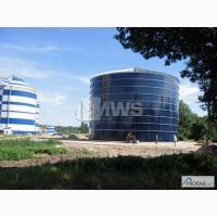 Сборные стальные резервуары (емкости)