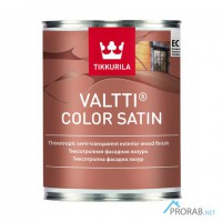 Валтти Колор Сатин – Valtti Color Satin 9л Tikkurila (Финляндия)