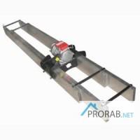 Виброрейка ВР 3-5(ВИ-99) Алюминиевая раздвижная от 3 до 5 метров