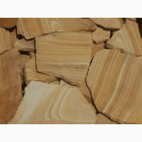 Камень песчаник природный Луганский