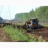 Расчистка территорий под строительство