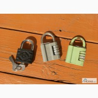 Замки навесные разные Один с ключом два Замки Замки в Самаре