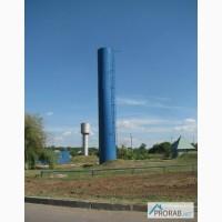 Водонапорная башня-колонна Рожновского в Пензе