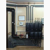 Проектирование и монтаж отопительных систем