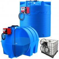 Мини АЗС объемом от 1000 до 20000 литров – Готовые решения от производителя
