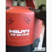 Лазерный роторный нивелир HILTI PR30-AHVS в Липецке