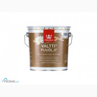 Валтти масло для дерева - Valtti Puuoly 9л Tikkurila (Финляндия)