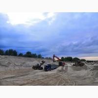Доставка речного песка в Нижнем Новгороде от производителя