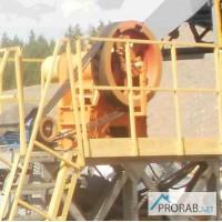 Агрегат дробления щековый АДЩ 210 (ЩДС 2, 5х4)