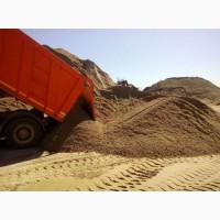 Песок строительный от производителя с доставкой по Ижевску и УР
