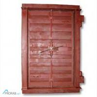 Двери герметичные утепленные