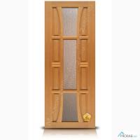 Продажа межкомнатных дверей из шпона сосны и дуба