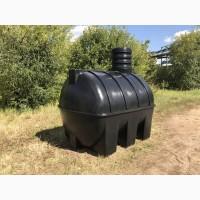 Емкости подземные накопительные для канализации резервуары, септики от 1000 до 5000 литров