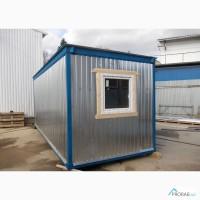 Блок контейнер 4м без электрики