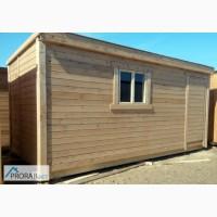 Предлагаем деревянную бытовку по выгодной цене