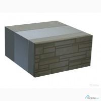 Блок рядовой, цветной, гранитобетон 400 200 400 мм