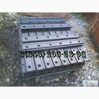 Накладка 1Р-50 ГОСТ 19128-73 новые, резерв, демонтаж