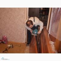 Ремонт и установка межкомнатных дверей