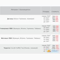 Натяжные потолки в Чехове, недорого, Чехов