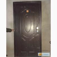 Двери металлические входные в Омске