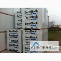 Газосиликатные блоки Евроблок в Чехове, Серпухове, Подольске по низким ценам