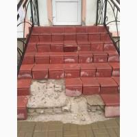Лестничные ступени, лестничные площадки, уличные и межэтажные лестницы - изготовление