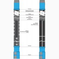 Фильтры противопесочные скважинные типа ФСМ/ФСМП