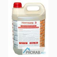 Контацид 3. Борьба с сыростью и повышение коррозионной стойкости бетонов