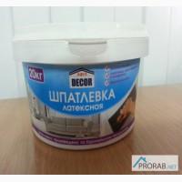 Шпатлевка Латексная AQUADECOR, 20кг, доставка из Барнаула