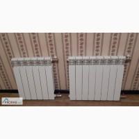 Радиаторы алюминиевые с новостройки в Саратове