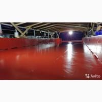 Полимерные наливные полы / эпоксидные полы/ бетонные полы с топпингом