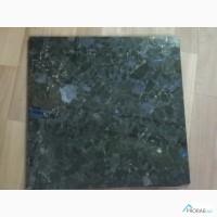 Гранитная плитка Капустинская и Лабрадорит пластушка остатки