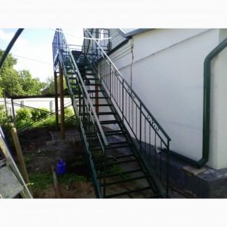 Лестницы.навесы.перила