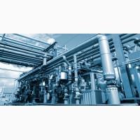 Монтаж трубопроводов и технологического оборудования