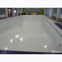 Ремонт и гидроизоляция бассейнов / резервуаров