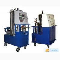 Комплексные установки регенерации энергетических масел УРМ-1000, УРМ-2500, УРМ-5000