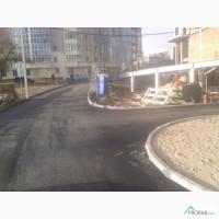 Асфальтирование в Новосибирске(Благоустройс тво территорий)