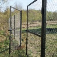 Ворота садовые и калитки. Доставка по области