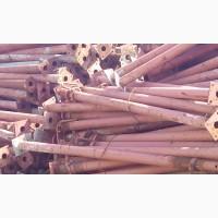 Продаю Б/У-леса фасадные, щиты алюминиевые, домкраты, щиты, столы каменщика, рамную