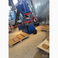 Автовибропрессы для производства Лего кирпича