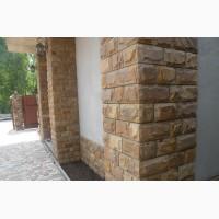 Фасадно стеновой паркет из песчаника со сколом