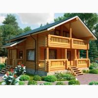 Деревянные дома всех видов. Строительство, отделка