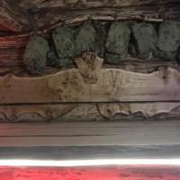 Доска тополь горный (мраморная мокруша)