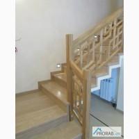 Лестницы на второй этаж в Барнауле