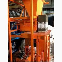Автоматизированные вибропрессы для производства теплоблоков Гранитобетон