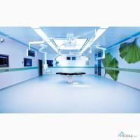 Стеновые панели для медицинских учреждений Practic (HPL пластик)